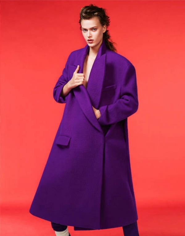 Slika 61 Glamour Paris: Sve boje naslovnice