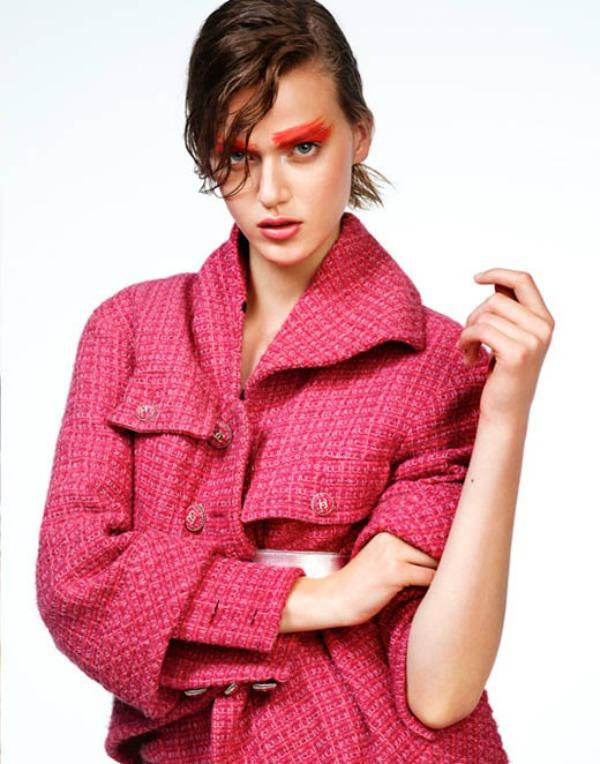 Slika 81 Glamour Paris: Sve boje naslovnice