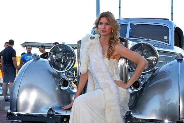 "StarsCars Jelena Ivanovic Manifestacija ""24 sata Elegancije 2013"" oduševila Beograd"