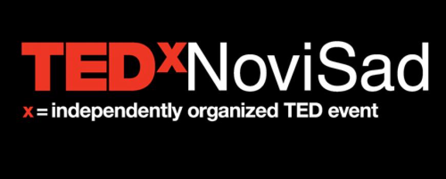 TEDxNoviSad 2013 – Sanjaj. Stvaraj. Promeni. Postani.