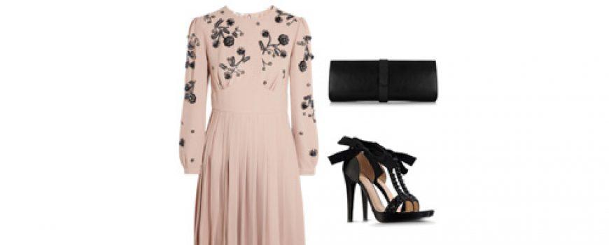 Look of the Day: Elegantna i ženstvena