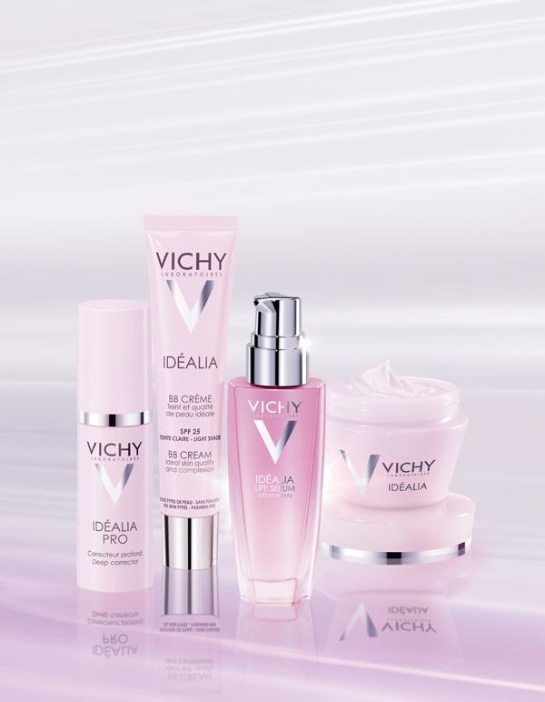 VICHY IDEALIA Ambiance Vichy: Idealia life serum