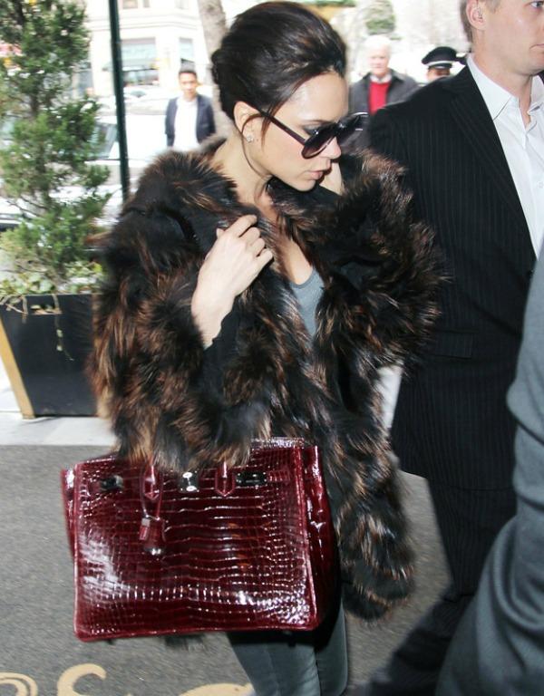 Victoria u bundi 8 Sve torbe: Victoria Beckham