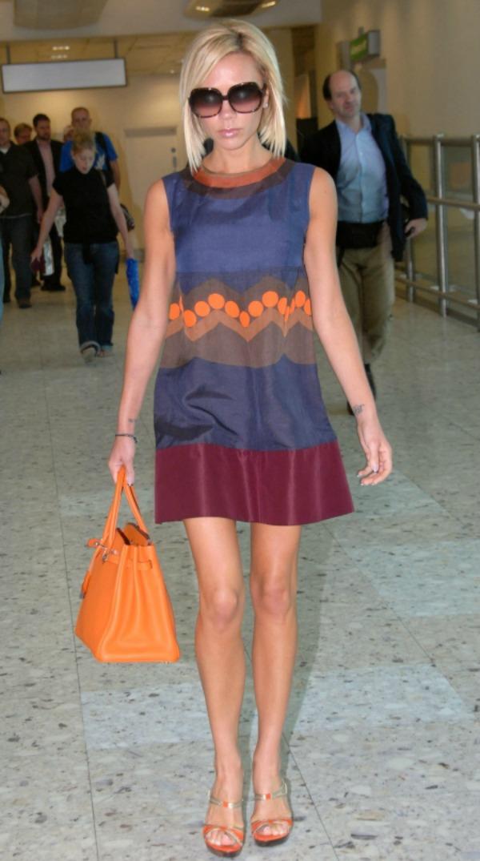 Victoria u sarenoj haljini 9 Sve torbe: Victoria Beckham