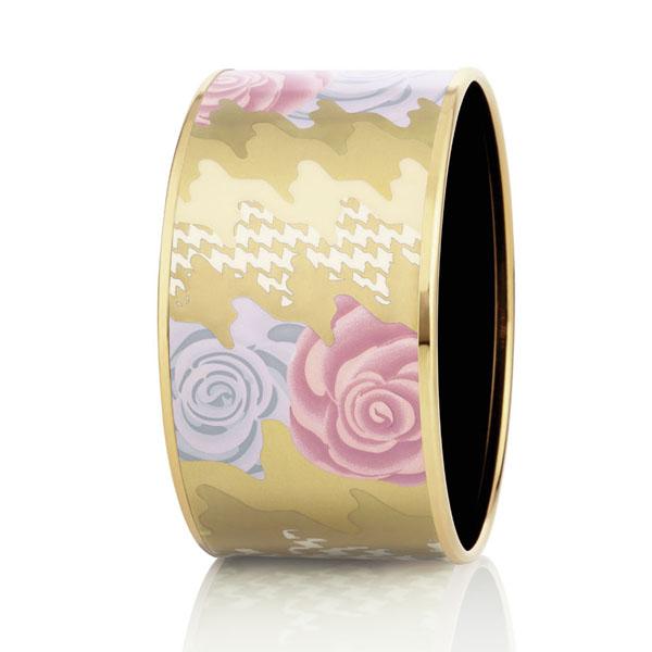 freywille armreif diva kollektion floral symphony design pepita rose pastel Freywille: Pepita Rose Pastel
