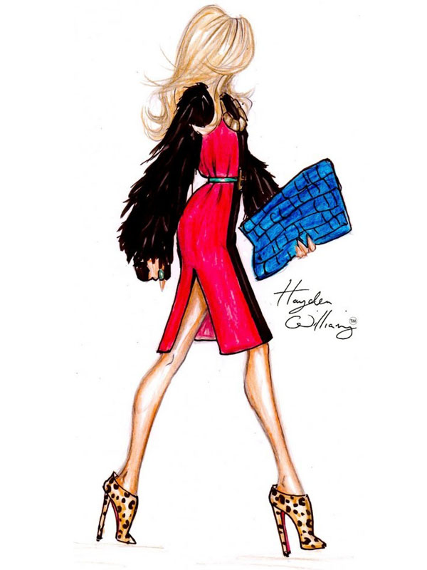 ilustracija Wannabe Interview: Hayden Williams