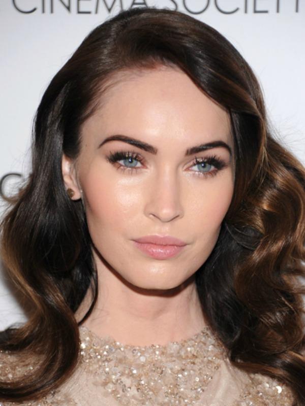 megan fox makeup look Beauty Look: Megan Fox