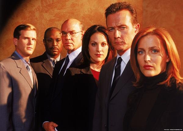 """slika 5 x files s9cast Serija četvrtkom: """"The X Files"""""""