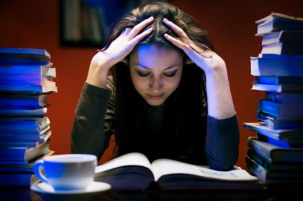 slika stres Dijeta protiv stresa