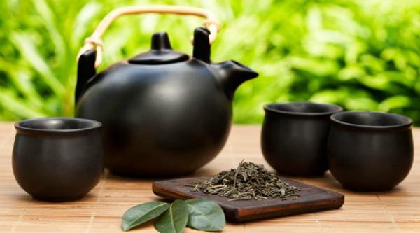 slika zeleni Koliko je zdrav zeleni čaj?