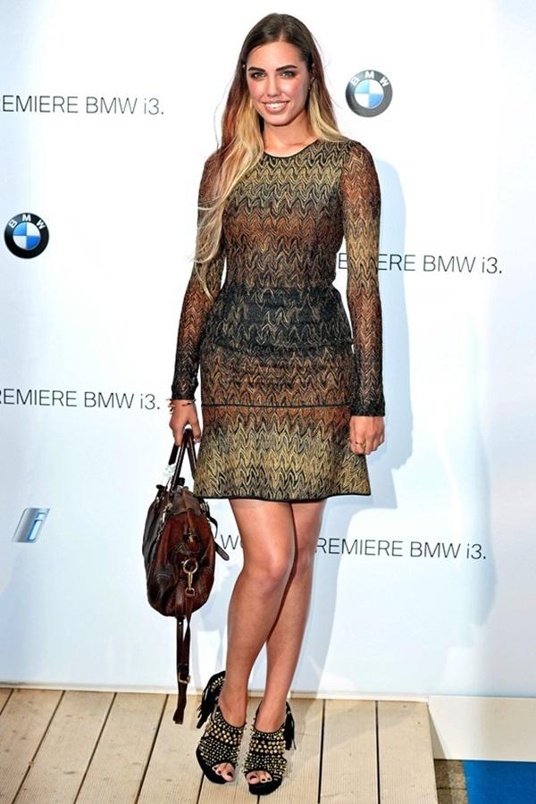 slika15 Modni stil Amber le Bon: Spoj rokenrola i visoke mode