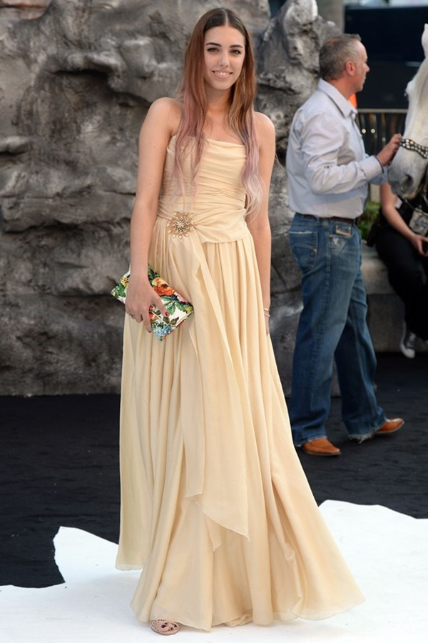 slika23 Modni stil Amber le Bon: Spoj rokenrola i visoke mode
