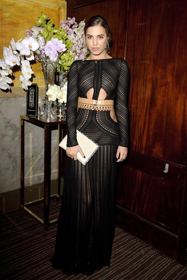 slika31 Modni stil Amber le Bon: Spoj rokenrola i visoke mode