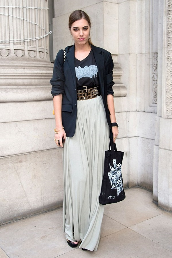 slika5 Modni stil Amber le Bon: Spoj rokenrola i visoke mode