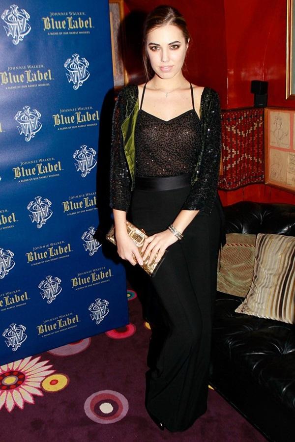 slika7 Modni stil Amber le Bon: Spoj rokenrola i visoke mode