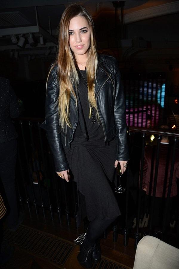 slika8 Modni stil Amber le Bon: Spoj rokenrola i visoke mode