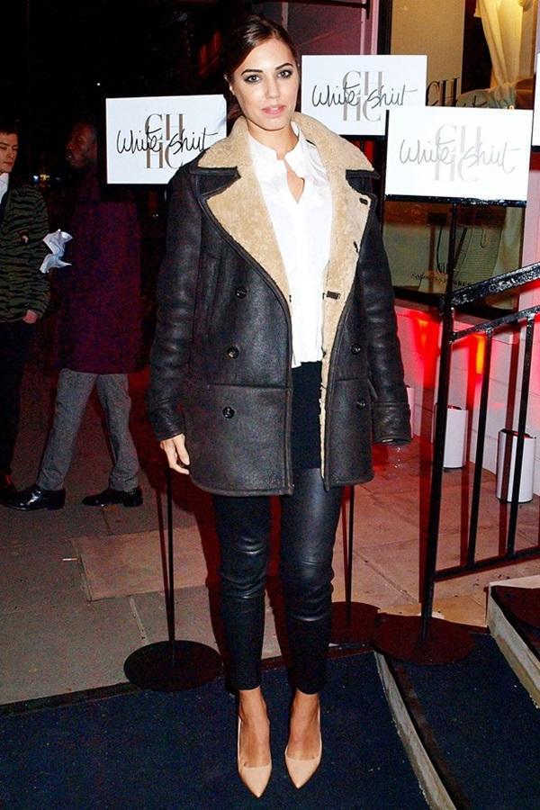 slika9 Modni stil Amber le Bon: Spoj rokenrola i visoke mode