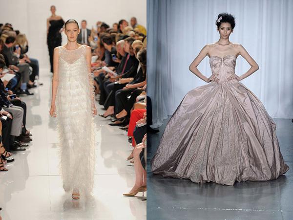 vencanice 3 Wannabe Bride: Nedelja mode u Njujorku   venčanice