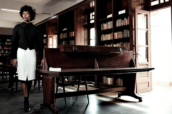 04 Naomi Kembel kao Misel Obama Naomi Campbell kao Michelle Obama