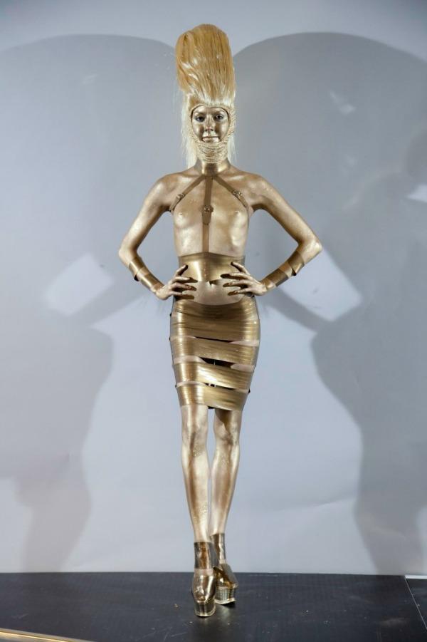 1 Revija Carli Le Mindu Najbizarnije modne kreacije