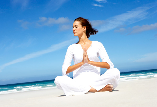 20100512 woman meditating 600x411 Ojačaj svoj imuni sistem