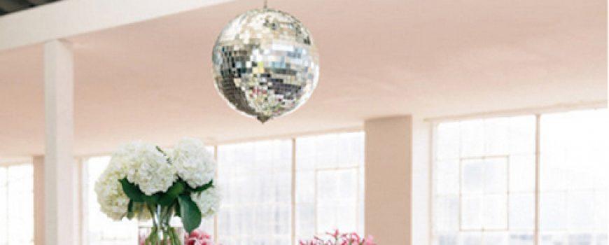 Wannabe Bride: Disko lopte na venčanju