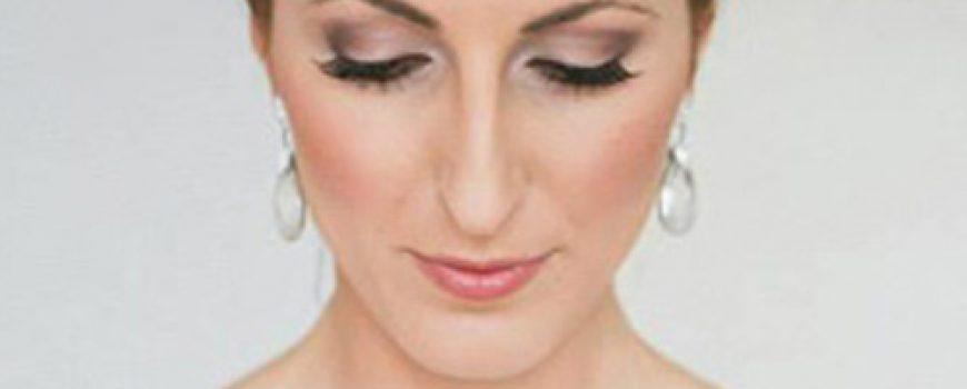 Šminka za venčanja: Sanja the Line