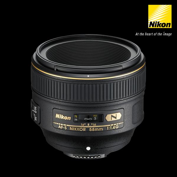 AFS 58 1 Nikon otkriva novi dragulj na NIKKOR kruni: AF S NIKKOR 58mm f/1.4G