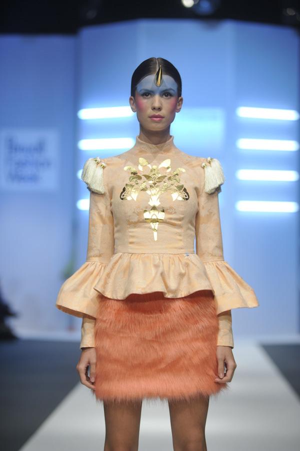 Ana Ljubinkovic 1 34. Perwoll Fashion Week: Treći dan