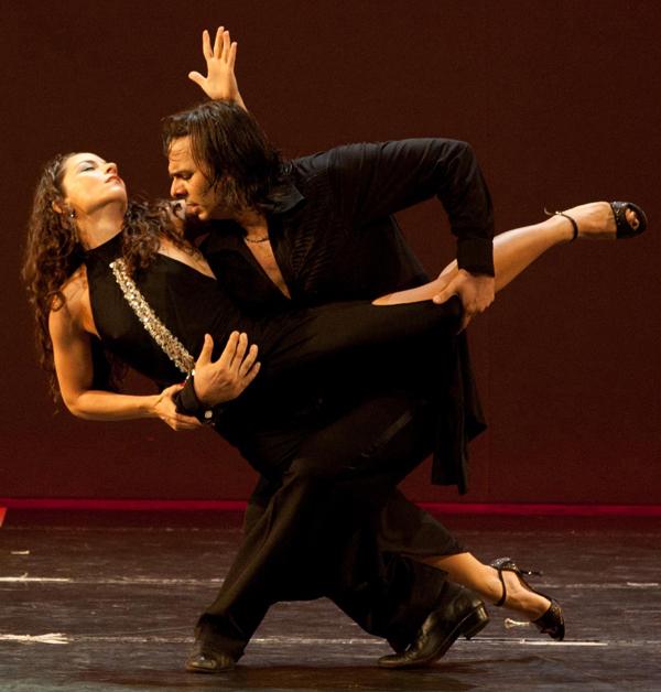 Angel Claudia 10. Beogradski Tango festival