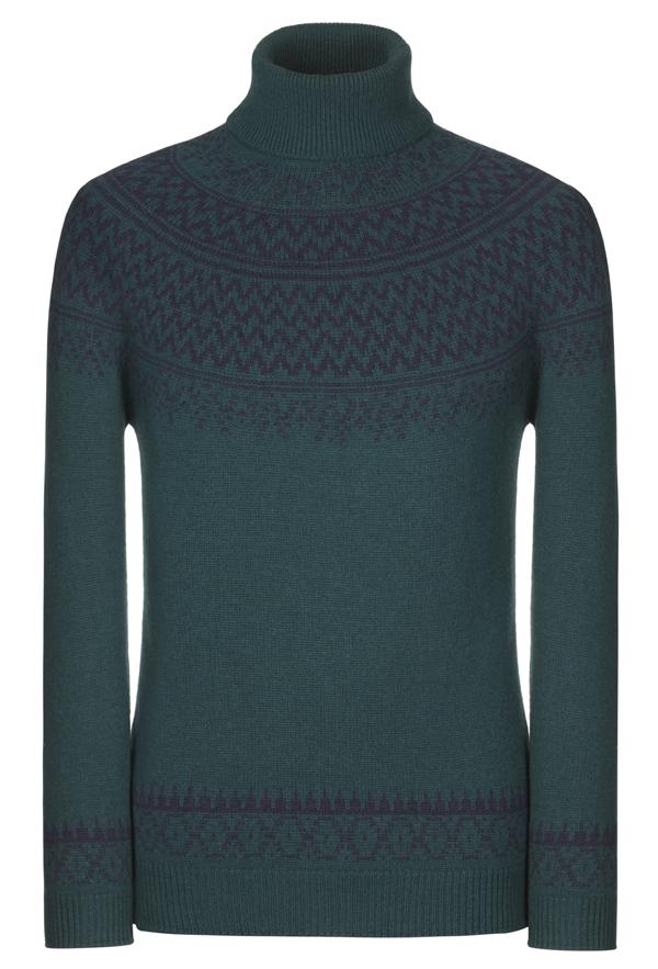 BOSS M Winter 13 50256157 Nebos Hugo Boss predlaže: Džemperi za nju i njega