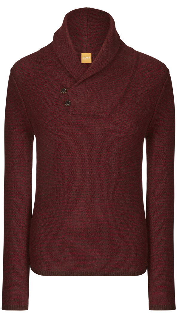 BO M Winter 13 50255809 Koffi Hugo Boss predlaže: Džemperi za nju i njega