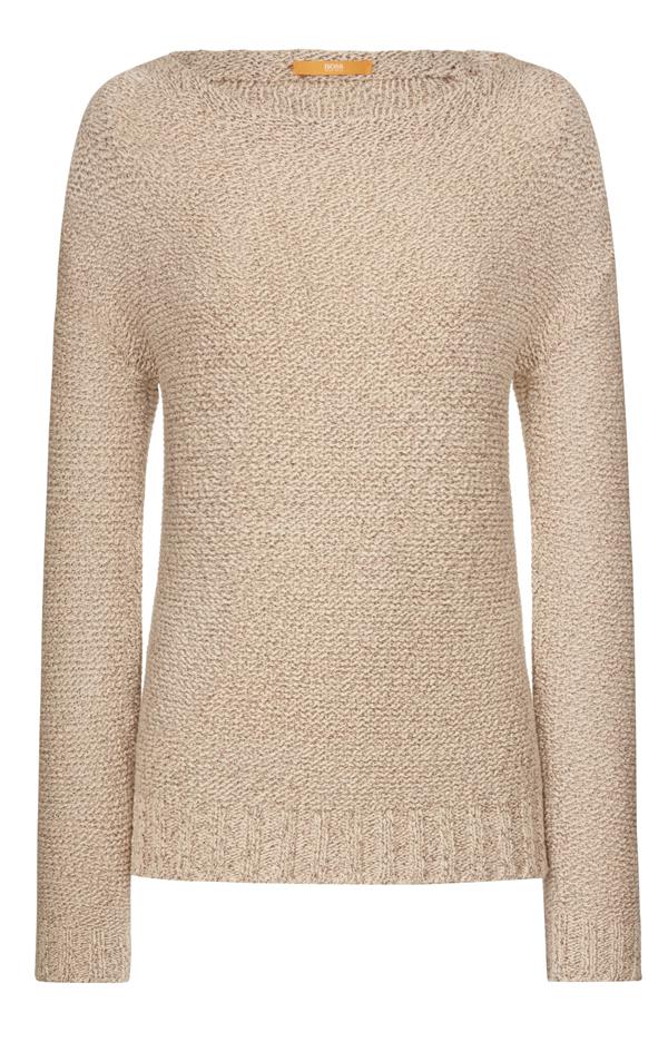 BO W Winter 13 50256171 Irisa Hugo Boss predlaže: Džemperi za nju i njega