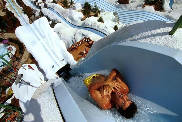 Blizzard Plaza Florida Najluđi tobogani na svetu