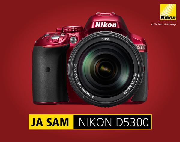 D5300 1 Nikon: Oslobodite svoju kreativnost