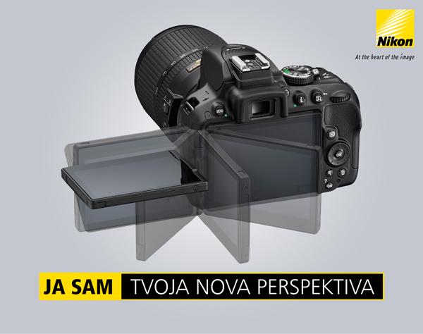 D5300 10 Nikon: Oslobodite svoju kreativnost
