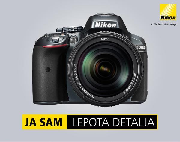 D5300 3 Nikon: Oslobodite svoju kreativnost