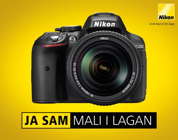 D5300 5 Nikon: Oslobodite svoju kreativnost