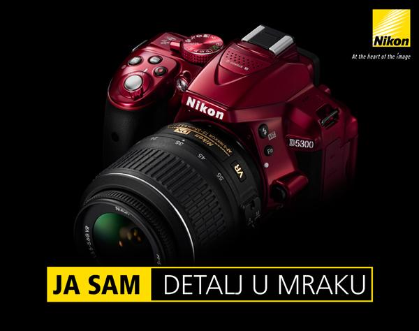 D5300 8 Nikon: Oslobodite svoju kreativnost
