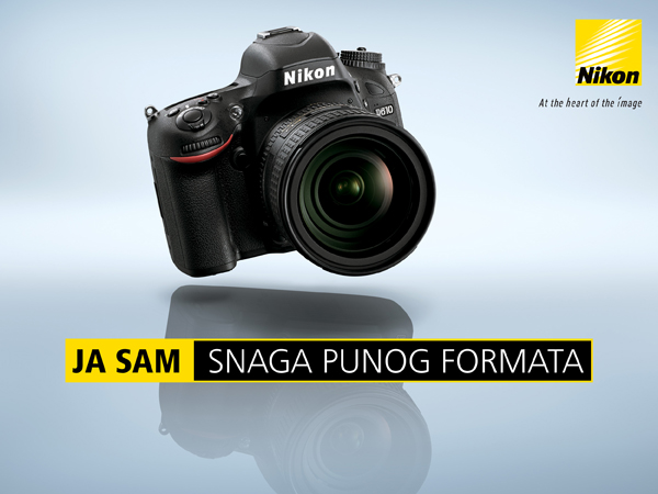 D610 3 NIKON D610   vrhunski fotoaparat punog formata
