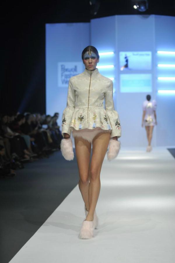 Donji veš krzno 34. Perwoll Fashion Week: Ana Ljubinković