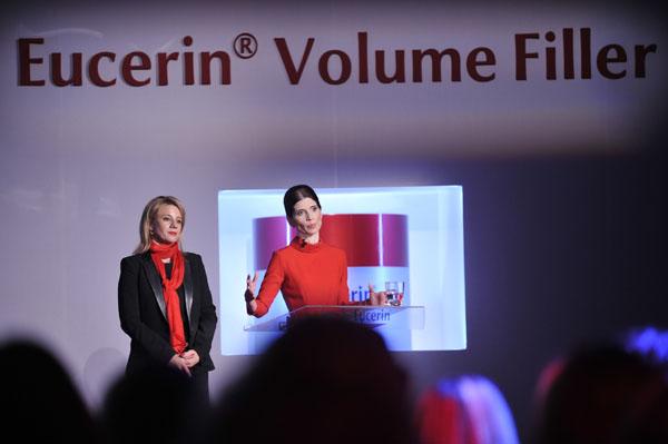 Eucerin. Eucerin® Volume Filler vraća licu mladalački izgled