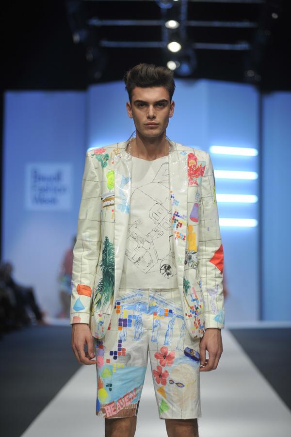 Fakultet primenjenih umetnosti 34. Perwoll Fashion Week: Treći dan