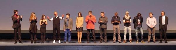 Filmska ekipa Premijera prvog dugometražnog dokumentarnog filma o Beogradu