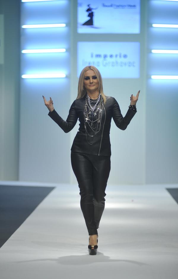 Goca Trzan Irena Grahovac Otvoren 34. Perwoll Fashion Week