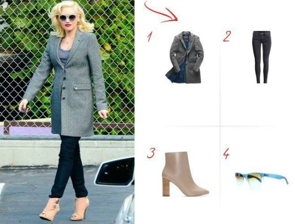 Gven Stefani Get the Look: Gwen Stefani