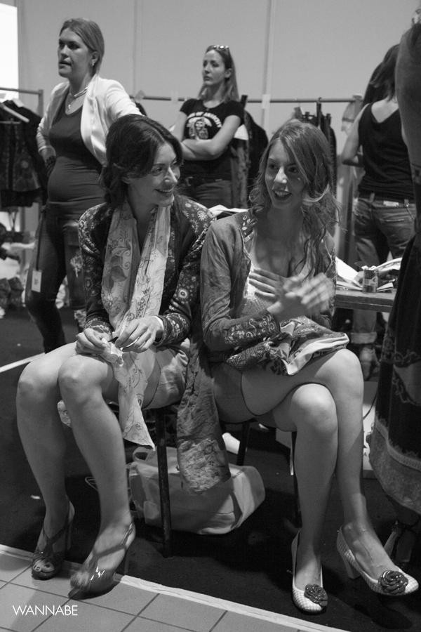 IMG 6231 1 Backstage 34. Perwoll Fashion Week (1. deo)