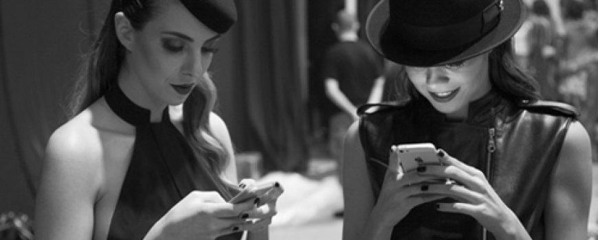 Backstage 34. Perwoll Fashion Week (1. deo)