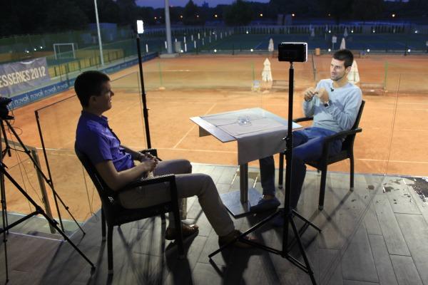 Intervju sa Djokovicem Wannabe intervju: Boris Malagurski