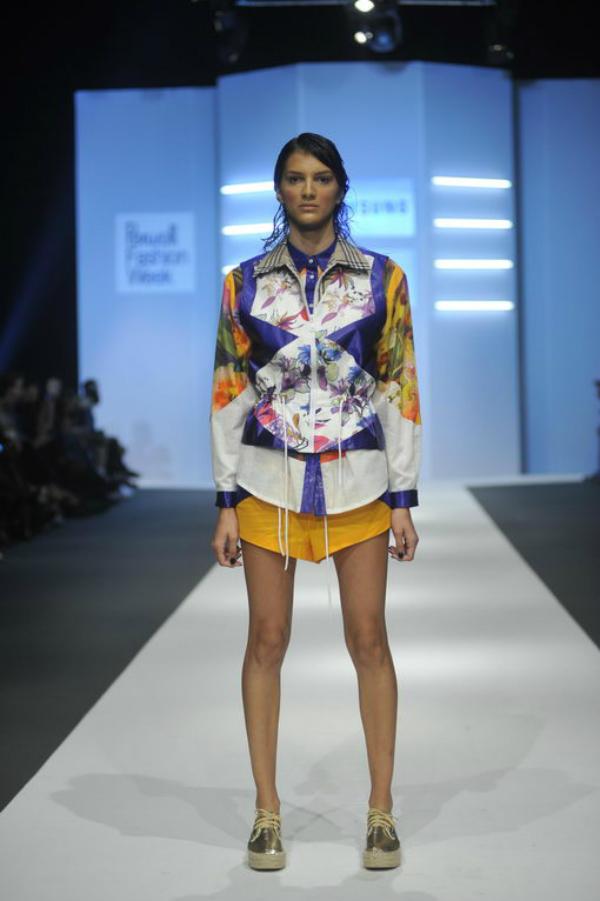 Ivan roko karirana kragna 34. Perwoll Fashion Week: Zona 45